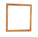 Square Mirror, Case Mounted Product Image