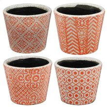 S/4 Small Planters