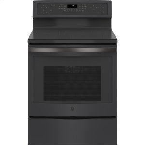 "GE Profile30"" Smart Free-Standing Convection Range With Induction"