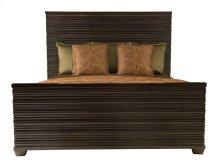Queen-Sized Miramont Panel Bed in Miramont Dark Sable (360)