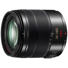 LUMIX G Vario Lens, 14-140mm, F3.5-5.6 ASPH., Micro Four Thrids, POWER Optical I.S. - H-FS14140K