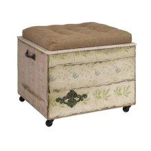 Ella Elaine Crate Storage Ottoman