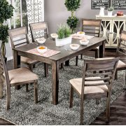 Taylah 7 Pc. Dining Table Set Product Image