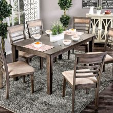 Taylah 7 Pc. Dining Table Set