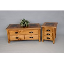 """#317 Winfield Coffee Table 44""""wx24""""dx20""""h"""