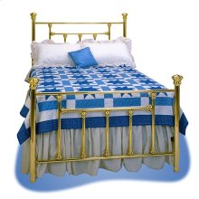 Generations Brass Bed - #101