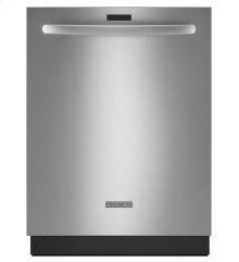 KitchenAid® 24 6-Cycle Dishwasher with Self-Cleaning Filter , Architect® Series II - Stainless Steel