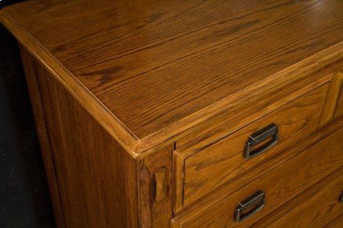 Bedroom - Pasadena Revival Eight Drawer Dresser