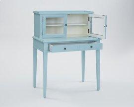 Desk - Tiffany Blue Finish