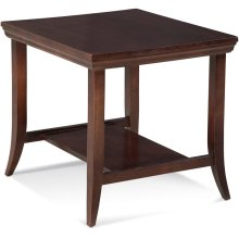 Rockefeller End Table