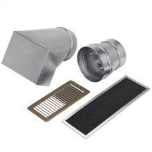 Optional Non-Duct Kit for Broan PM390 Power Pack