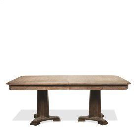 Somerset Lane Dining Table Top 218 lbs Amaretto finish