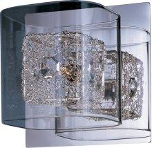 Gem 1-Light Bath Vanity with PC Shade