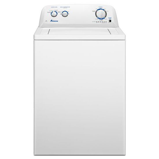 See Details · 3.5 Cu. Ft. Top Load Washer With Dual Action Agitator   White