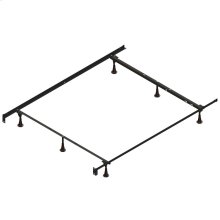 "Bed Frame 39""/54""/60"" Glide Frame in Metal"