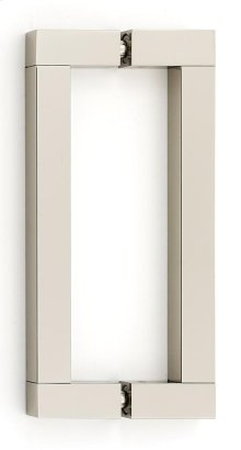 Block Back-to-Back Pull G420-6 - Polished Nickel