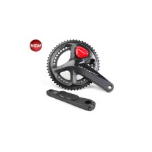ULTEGRA R8000 Dual Leg Power Meter Crankset ANT+ compatible with Bluetooth Low Energy Connectivity with Cycle Computers and Smartphone Apps