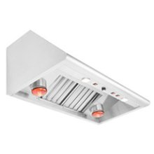 "Performance 48"" Vent Hood w/ Heat Lamps"