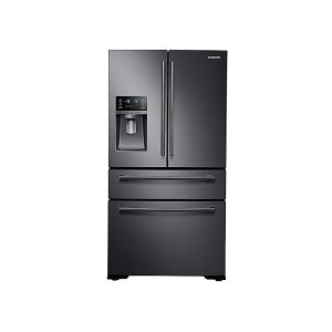 Samsung Appliances30 cu. ft. 4-Door French Door Refrigerator in Black Stainless Steel