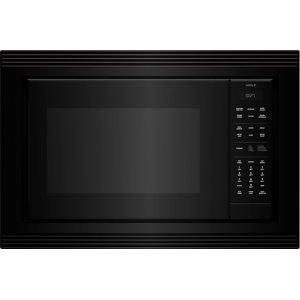 "WolfConvection Microwave 27"" Black Trim - E Series"