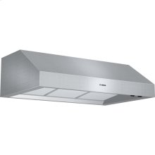 """DPH36652UC 36"""" Under Cabinet Wall Hood 800 Series - Stainless Steel (Scratch & Dent)"""