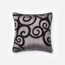 Grey / Black Pillow