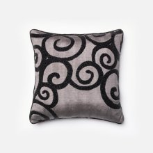 Grey / Black Pillow