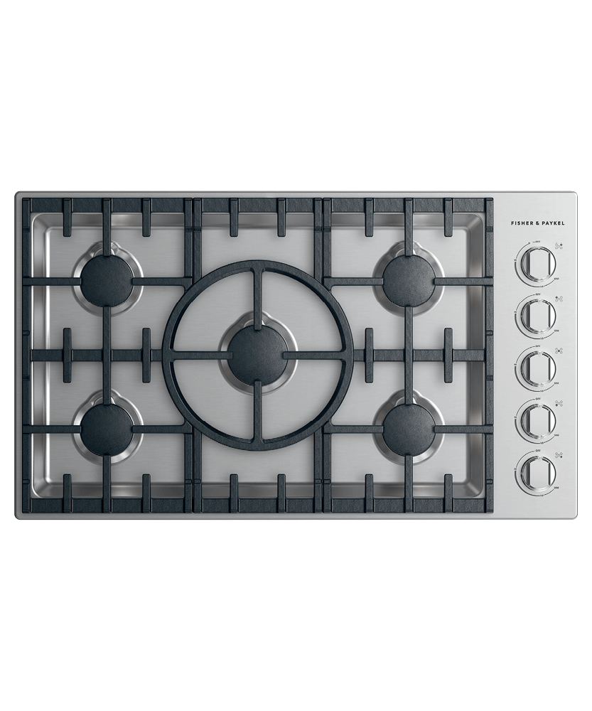 Fisher & PaykelGas Cooktop, 36""