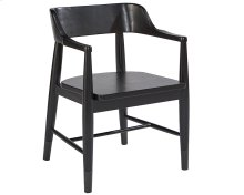 Carbon Captain Arm Chair