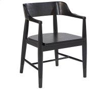 Carbon Captain Arm Chair