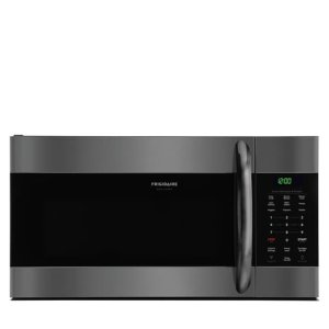 Gallery 1.7 Cu. Ft. Over-The-Range Microwave - BLACK STAINLESS STEEL