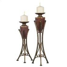 Sedona Candleholder Set