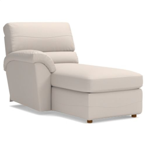 Reese La-Z-Time® Right-Arm Reclining Chaise