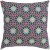 "Additional Francesco FNC-003 18"" x 18"" Pillow Shell with Polyester Insert"