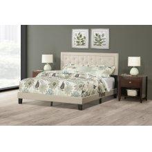 La Croix Bed In One - Queen - Fog