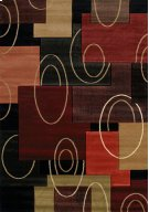 Contours Cha Cha Onyx Rugs Product Image