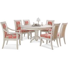 Fairwinds Round/Oval Pedestal Dining Table