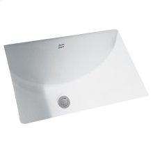Studio Undercounter Bathroom Sink  American Standard - White