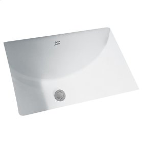 Studio Undercounter Bathroom Sink  American Standard - Bone