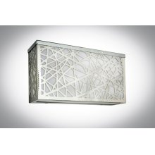 Inca LED Large Outdoor Wall Sconce