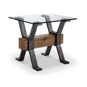 Rectangular End Table