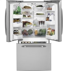 GE® ENERGY STAR® 22.0 Cu. Ft. French-Door Refrigerator