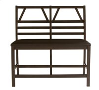 Counter Bench (1/Ctn) - Espresso Finish Product Image