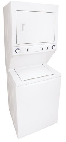 5.5 cu. ft. Dryer 2.95 cu. ft. Washer Electric Discontinued Stack Washer and Dryer