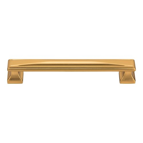 Wadsworth Pull 6 5/16 Inch - Warm Brass