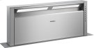 Retractable downdraft ventilation AL 400 791 Stainless Steel Width 35 3/4 '' (90 cm) Air extraction / recirculation Product Image