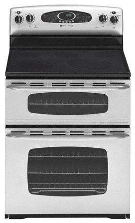 "Gemini® 30"" Double Oven Freestanding Electric Range"