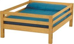 Queen upper bed