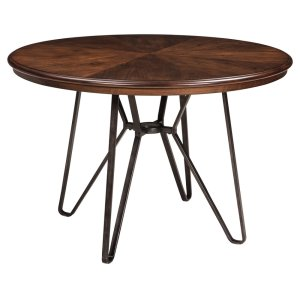 Ashley FurnitureSIGNATURE DESIGN BY ASHLERound Dining Room Table
