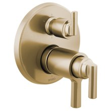Tempassure® Thermostatic Valve With Integrated 6-function Diverter Trim